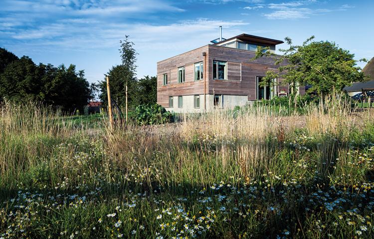 edificio residenziale UK