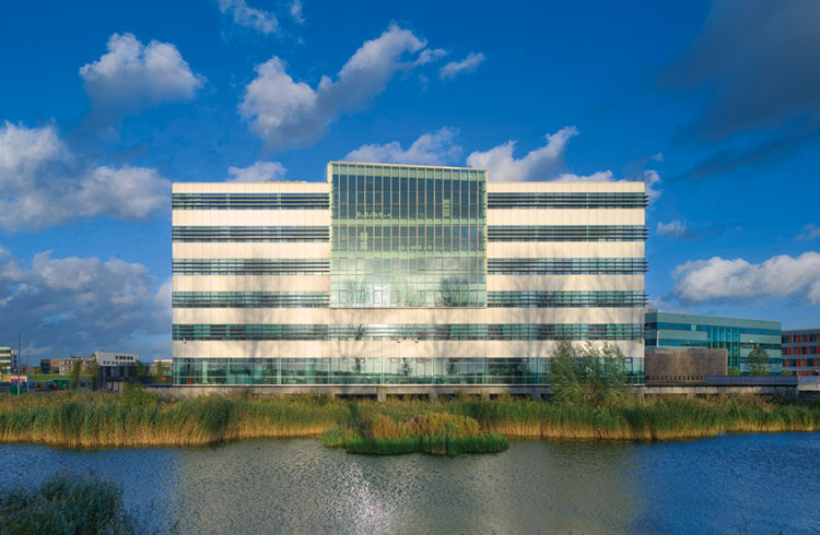 sede TNT in Olanda
